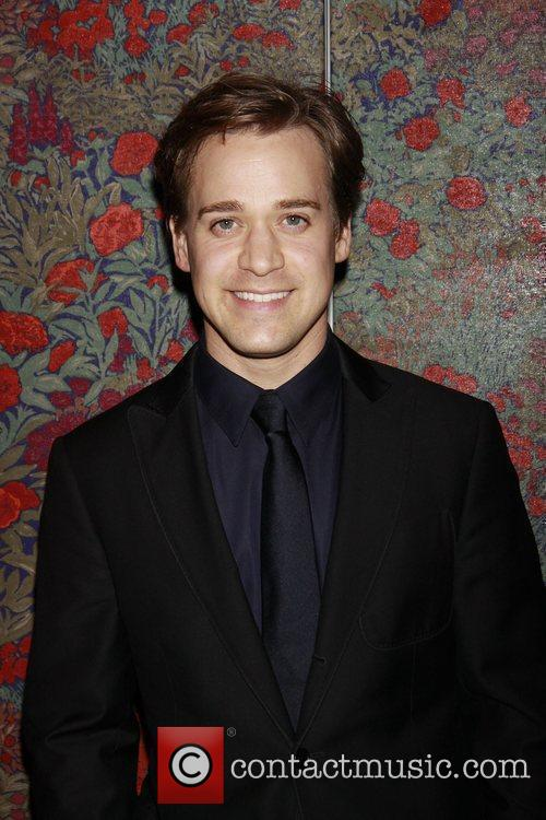 T.R. Knight Opening night after party for the...