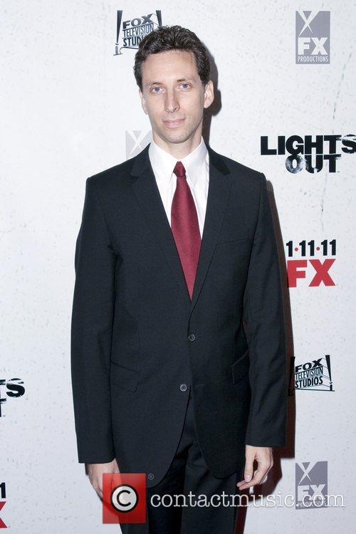 Ben Shenkman Premiere screening of FX's 'Lights Out'...