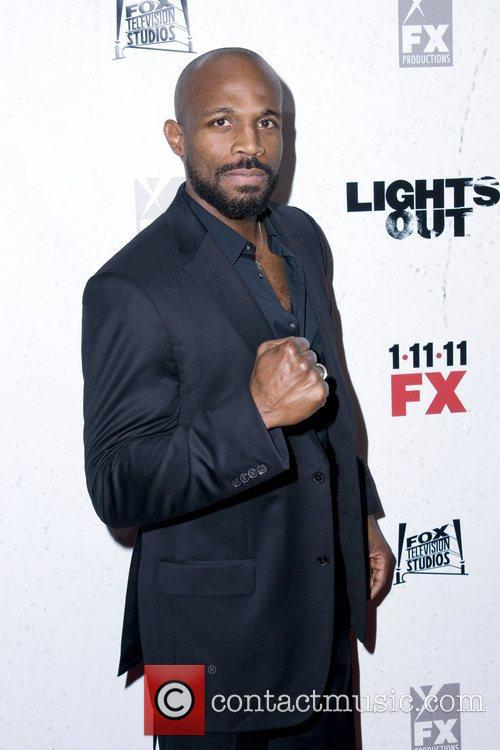 Billy Brown Premiere screening of FX's 'Lights Out'...