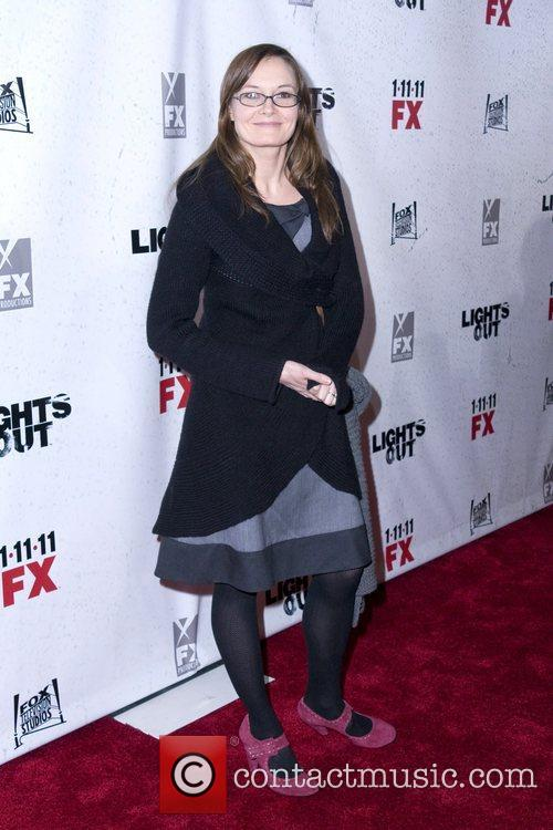 Catherine McCormack Premiere screening of FX's 'Lights Out'...