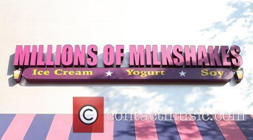 Millions Of Milkshakes on Santa Monica Boulevard