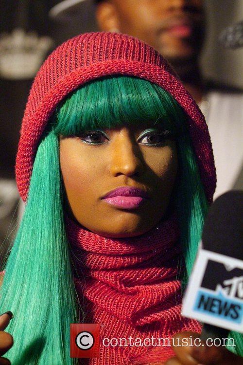 Nicki Minaj Lil Wayne Welcome Home Party hosted...