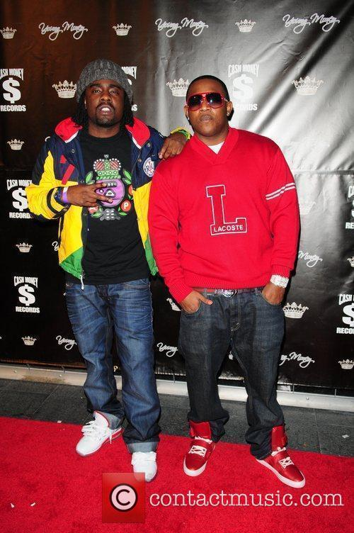 Wale and Mack Maine Lil Wayne Welcome Home...