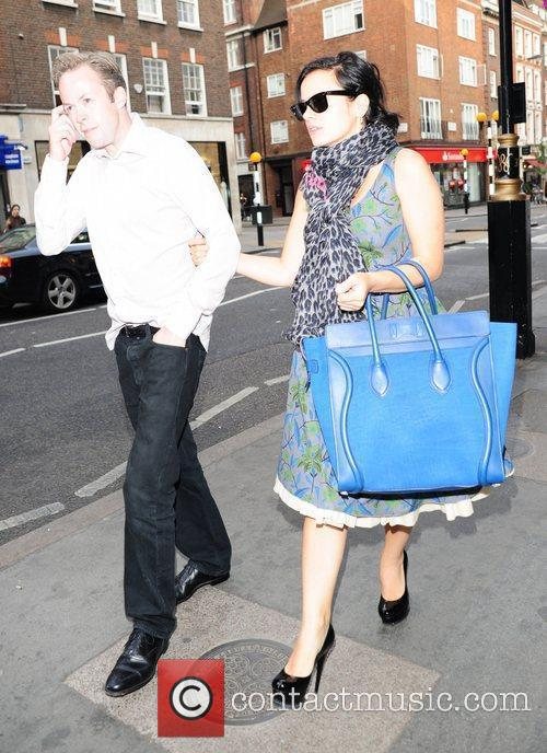 Lily Allen and Coco Sumner 2