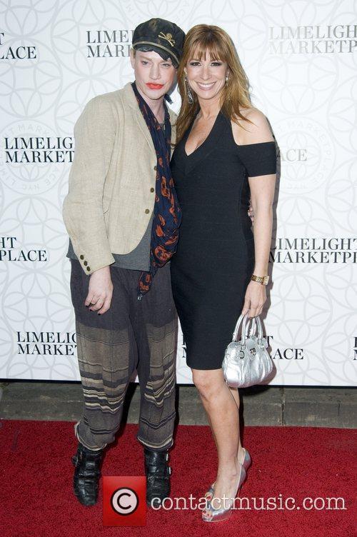 Jill Zarin Richie Rich  The landmark Limelight...