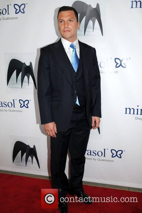 Sean Avery the 45th Annual National Magazine Awards...