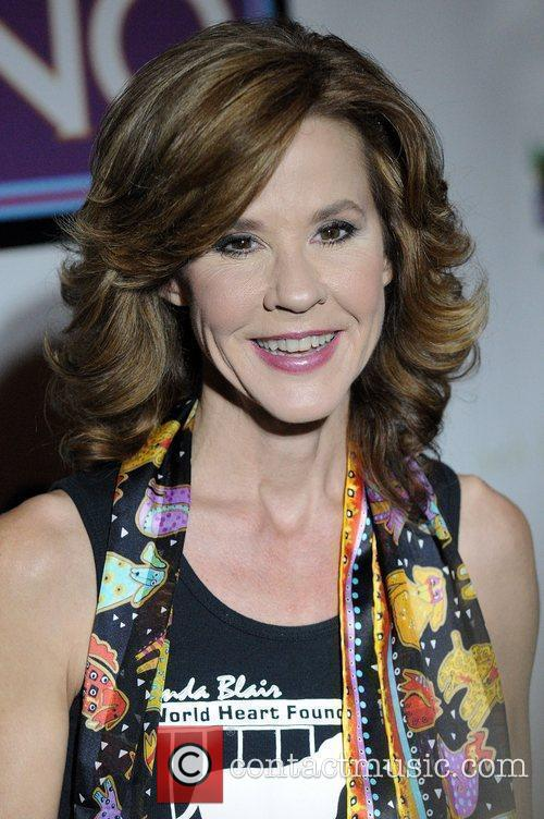 Linda Blair appears in support of 'The Linda...