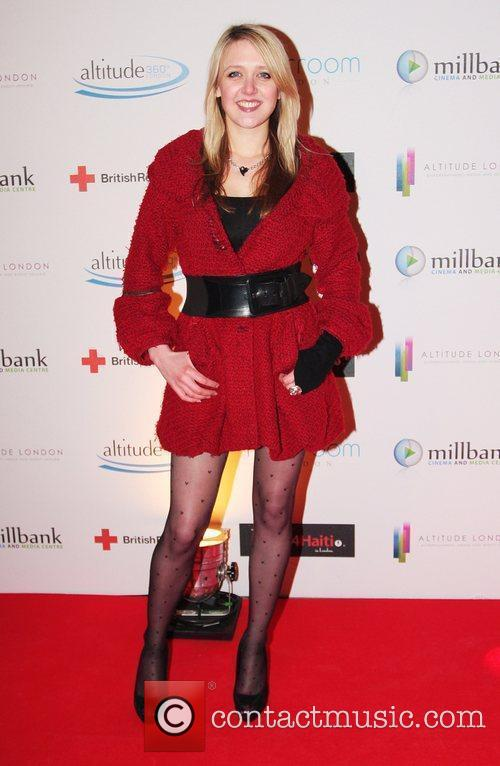 Guest arrives for the 'Brit Celebration in aid...