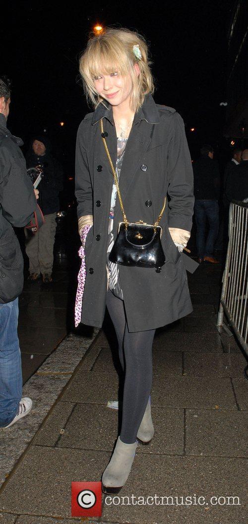 Katia Ivanova arrives for the 'Brit Celebration in...
