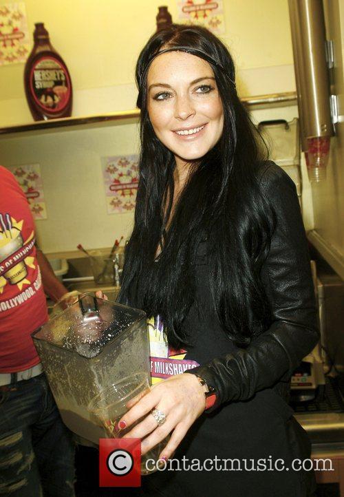 Lindsay Lohan and Ali Lohan 23