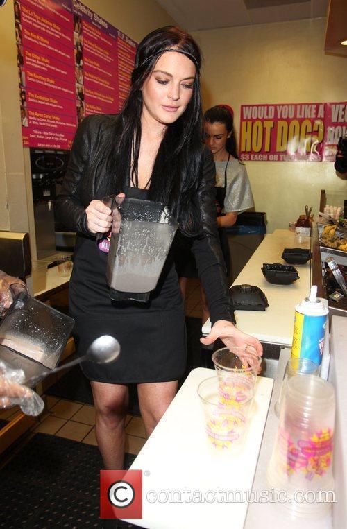 Lindsay Lohan and Ali Lohan 38