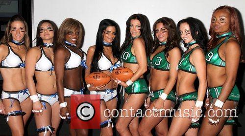 The Lingerie Football League's newly-formed Las Vegas team...