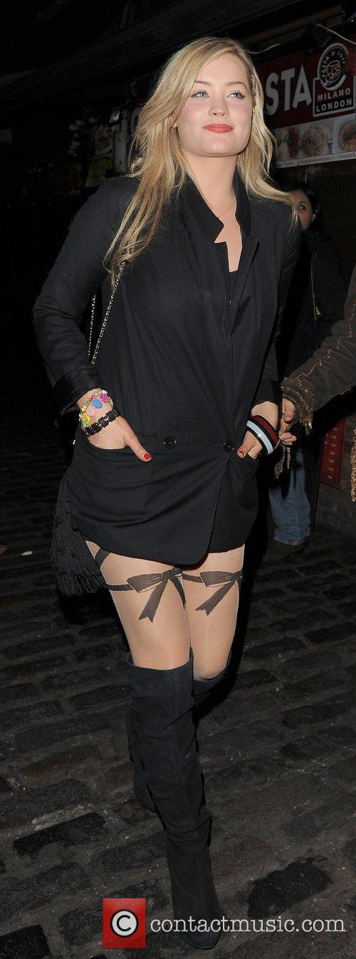 Pixie Lott For Lipsy - a/w 2010 party,...