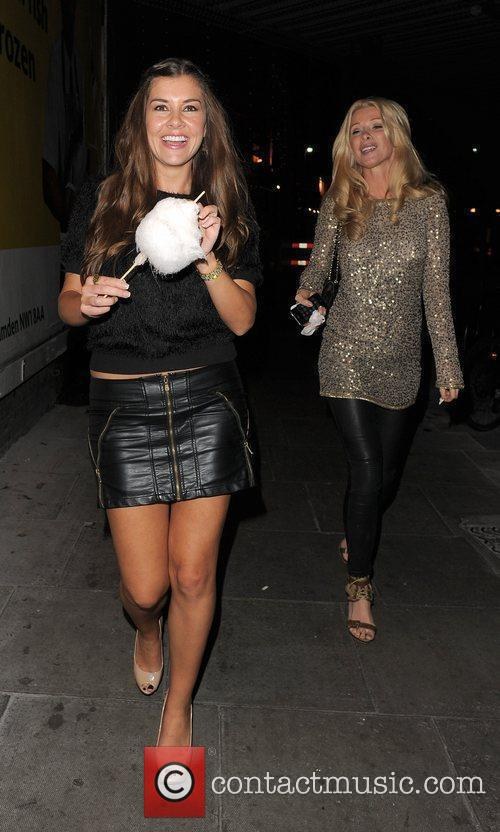 Imogen Thomas and Pixie Lott 1