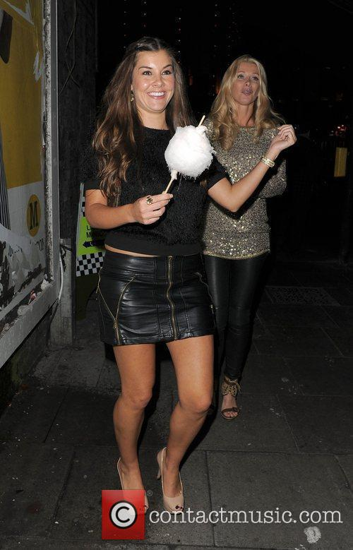 Imogen Thomas and Pixie Lott 10