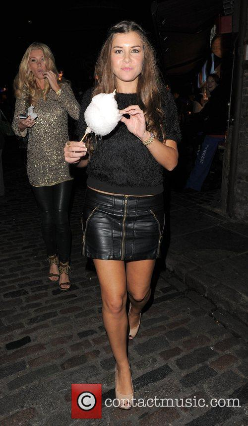 Imogen Thomas and Pixie Lott 4