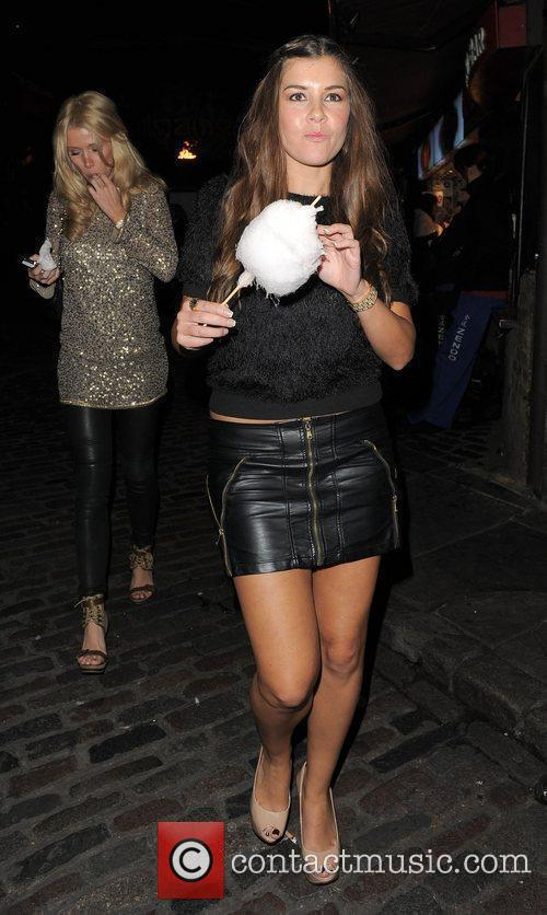 Imogen Thomas and Pixie Lott 8