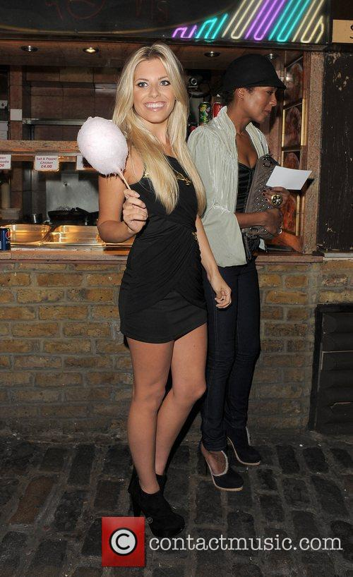 Mollie King and Pixie Lott 14