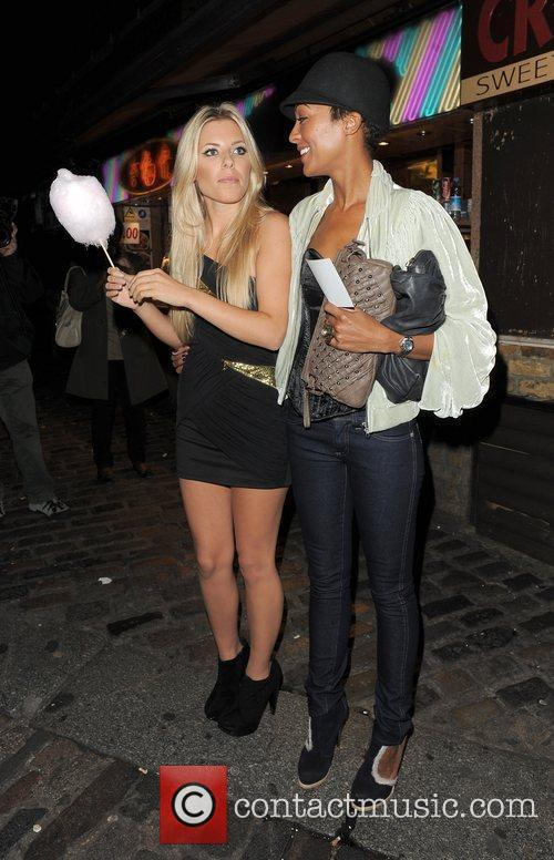 Mollie King and Pixie Lott 13