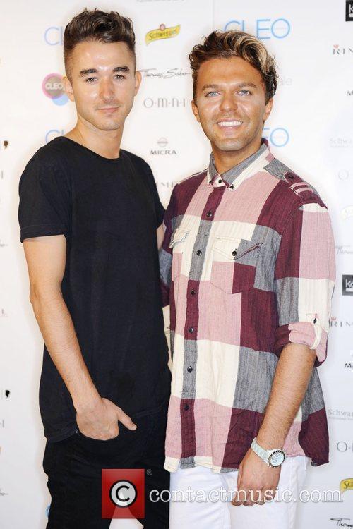 Matty B and Rupert Noffs  Cleo magazine...