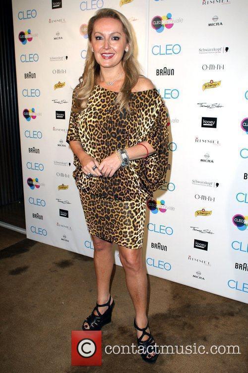 Melissa Hoyer Cleo magazine hosts annual 'Liquid Catwalk'...