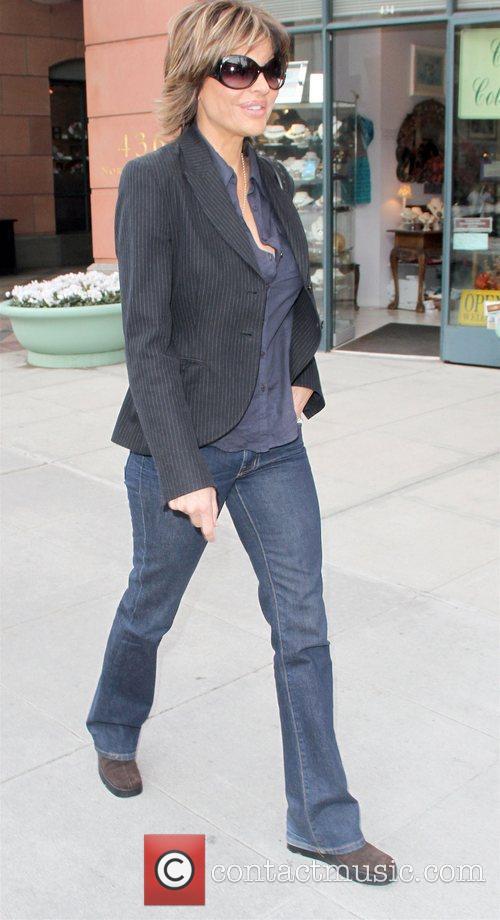 Actress Lisa Rinna 3