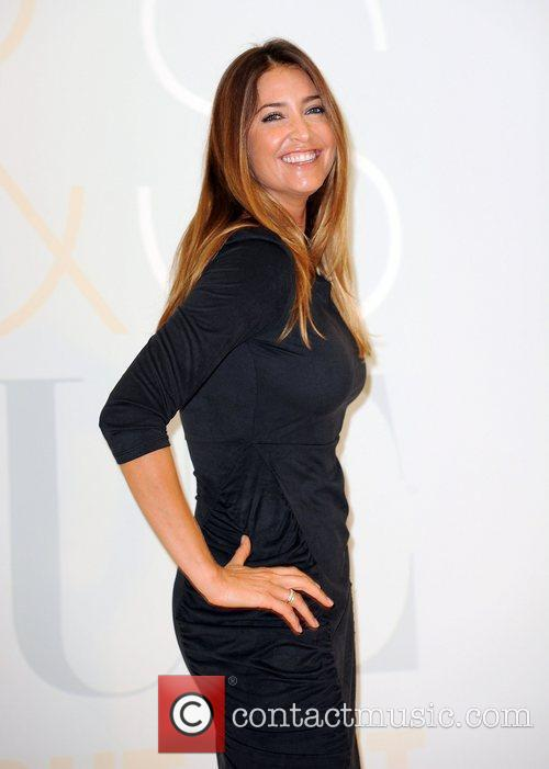 Lisa Snowdon Launches The New M Amp S Autumn Tv Ad At Marks