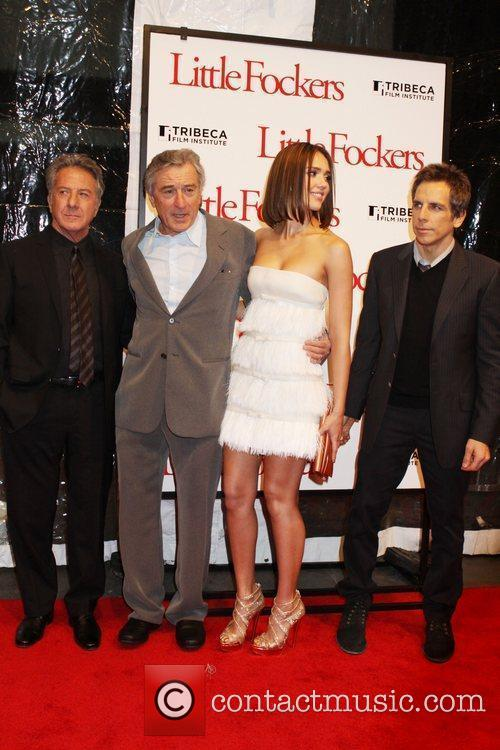 Robert De Niro, Ben Stiller and Jessica Alba 3
