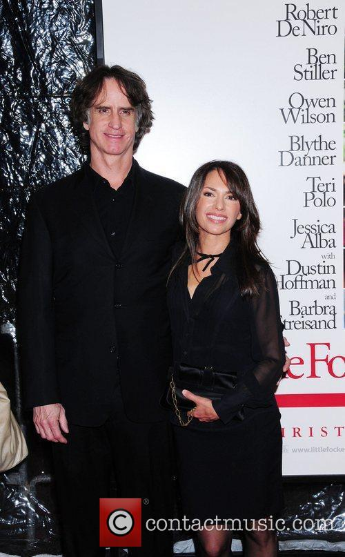 Jay Roach and Susanna Hoffs 2