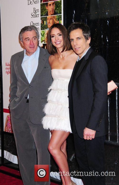 Robert De Niro, Ben Stiller and Jessica Alba 8
