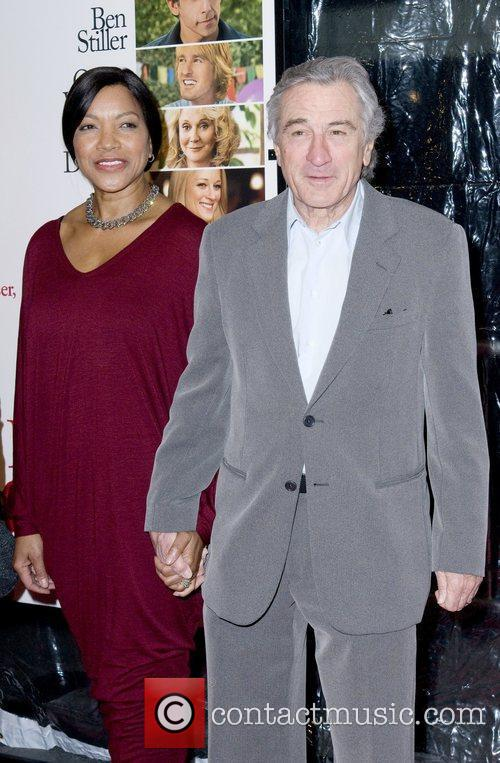 Grace Hightower and Robert De Niro 6