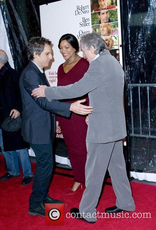 Grace Hightower, Ben Stiller and Robert De Niro 8