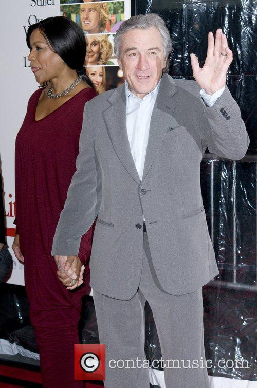 Grace Hightower and Robert De Niro 7