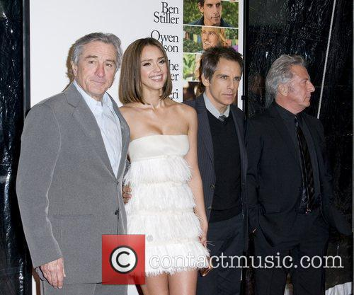 Robert De Niro, Ben Stiller and Jessica Alba 11