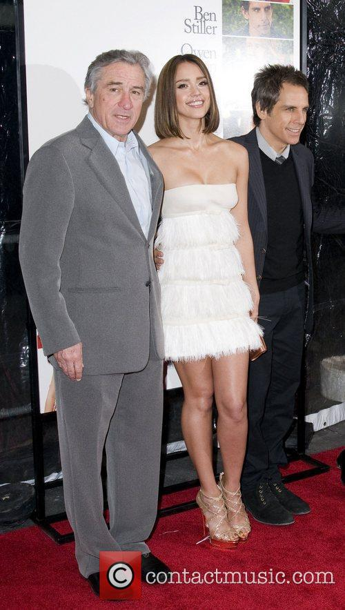 Robert De Niro, Ben Stiller, Jessica Alba