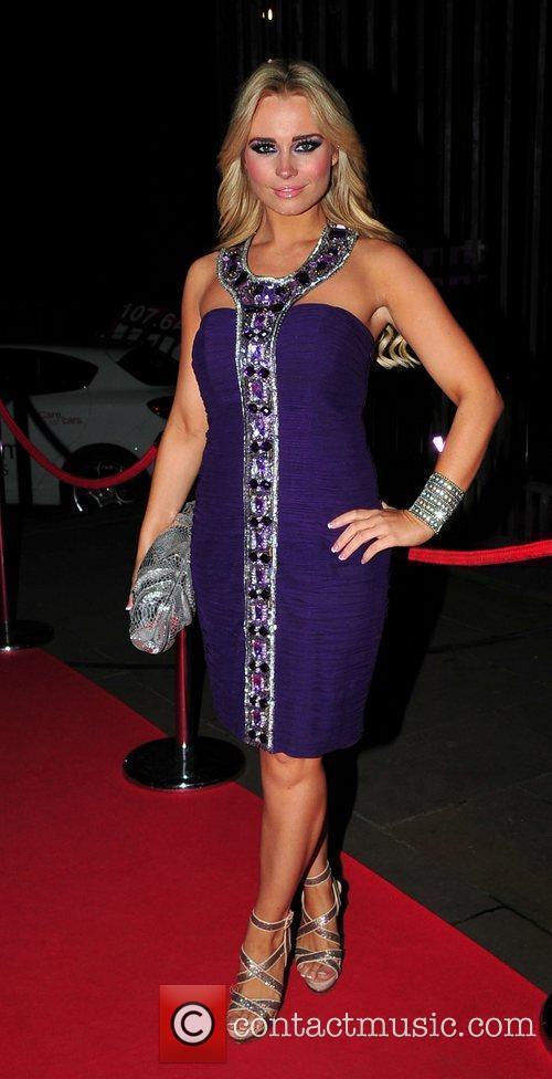 Amanda Harrington The Liverpool Style Awards held at...