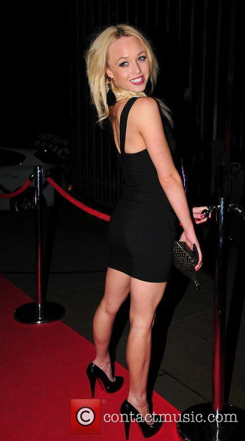 Jorgie Porter The Liverpool Style Awards held at...