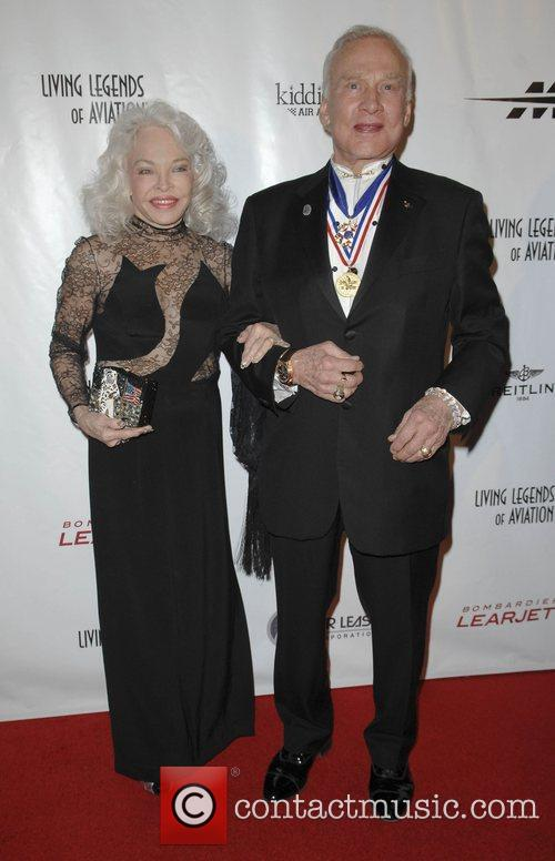 Buzz Aldrin and Lois Driggs Cannon The 8th...