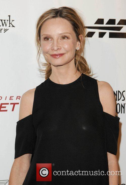 Calista Flockhart The 8th Annual Living Legends of...
