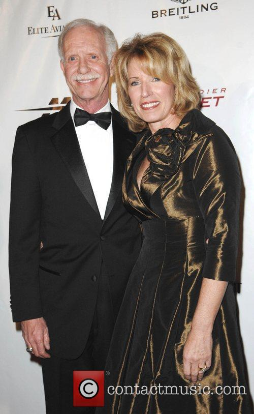 Chesley Sullenberger and guest The 8th Annual Living...