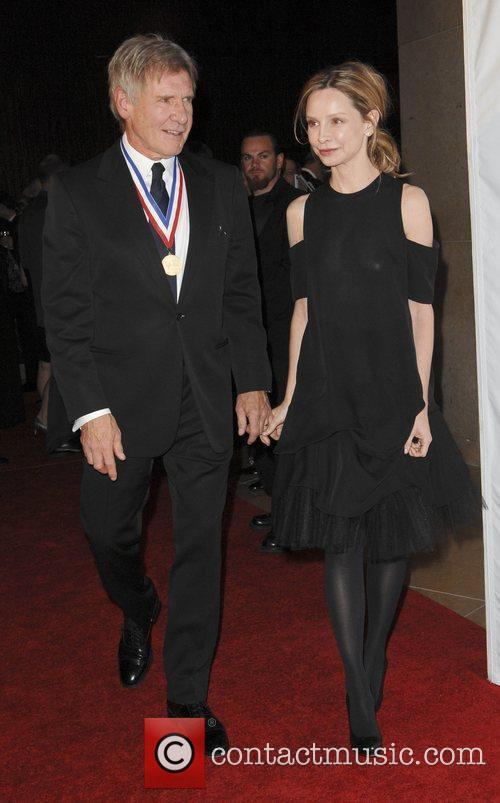 Harrison Ford and Calista Flockhart 9