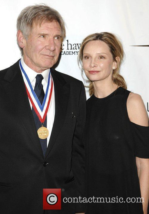 Harrison Ford and Calista Flockhart 5