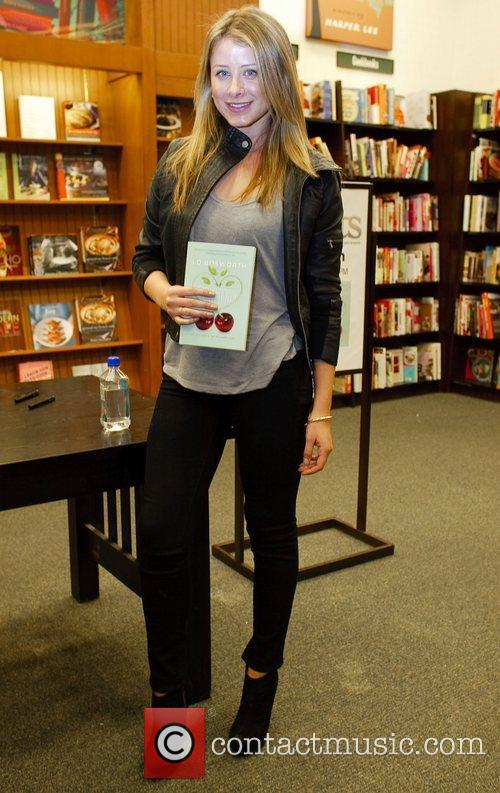 Lo Bosworth signs copies of her book 'The...