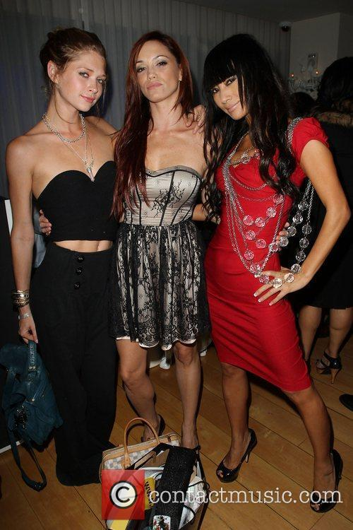 Jessica Sutta, Bai Ling and Guest Charitable event...