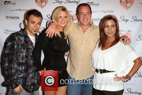Michael Lohan, Kate Major and Guests Charitable event...