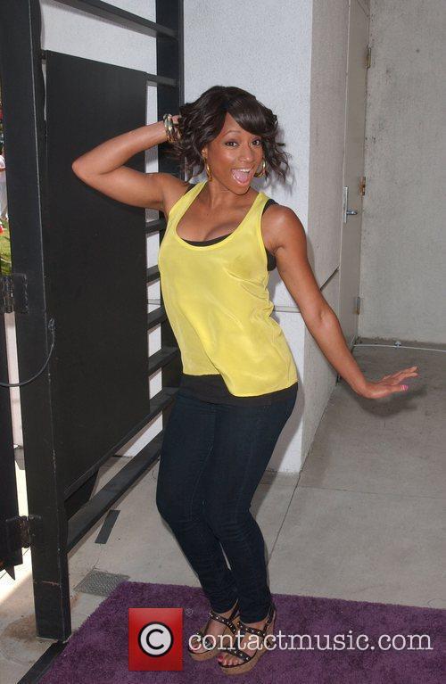 Monique Coleman Lollipop Theatre 2nd Annual Game Day...