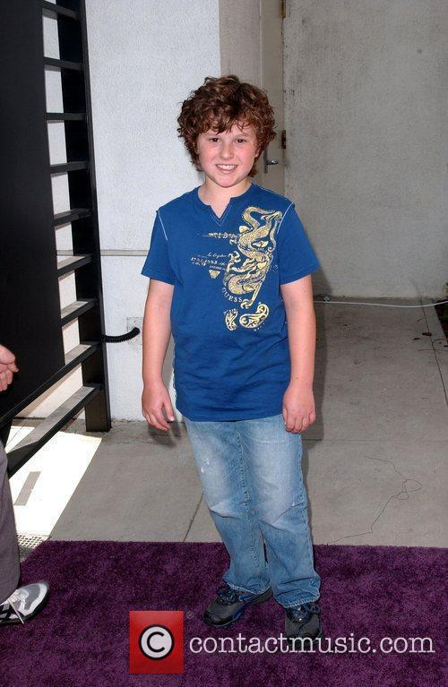 Nolan Gould Lollipop Theatre 2nd Annual Game Day...