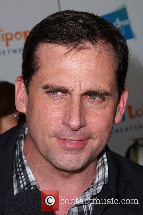 Steve Carell Lollipop Theatre 2nd Annual Game Day...