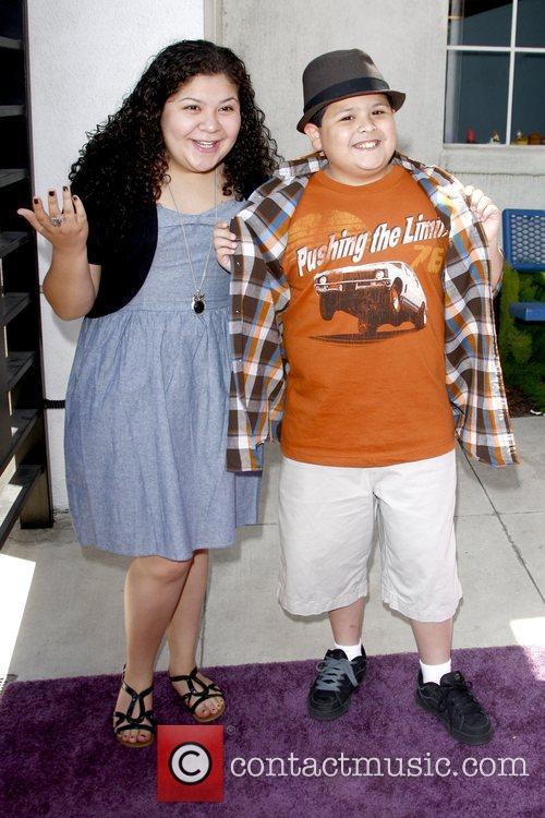 Raini Rodriguez and Rico Rodriguez Lollipop Theatre 2nd...