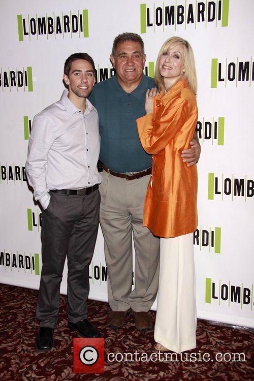 Keith Nobbs, Dan Lauria and Judith Light...
